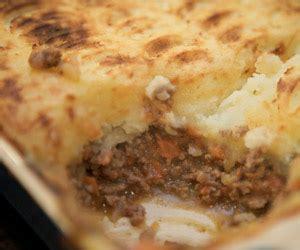 recipes cottage pie kitchen geekery