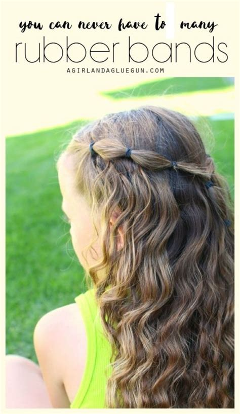 hairstyles using rubber bands 570 best images about little girl hair styles on pinterest