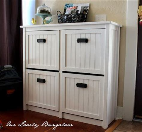 ikea hack shoe cabinet ikea bissa shoe cabinet make over home decor