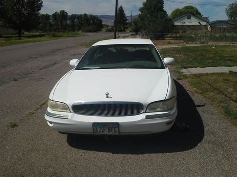 white buick park avenue white buick park avenue for sale used cars on buysellsearch
