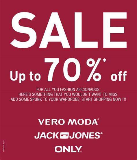 Sle Sale Season Starts by End Of Season Sale Upto 70 At Vero Moda Deals