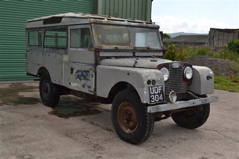 land rover series 1 for sale land rover series 1 1958 109 quot with station wagon