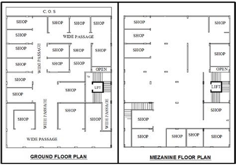 house plans with mezzanine floor mezzanine floor plan home design