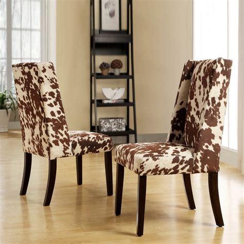 Cowhide Dining Chairs by Cowhide Dining Chairs Sale A Creative