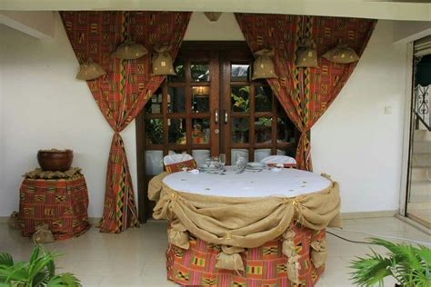 table des mari 233 s mariage africain africans