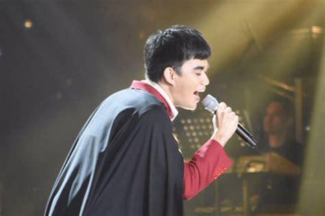 lucas garcias performance  part  idol ph top  abs cbn news