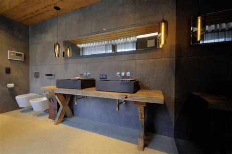 stones in bathroom sink stone sinks lighting apartments in kappl austria