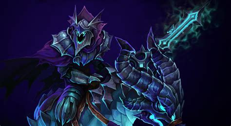 Abaddon Dota 2 steam workshop abaddon anointed armor of ruination