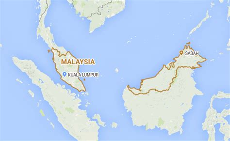 earthquake malaysia today 11 dead 8 missing after earthquake jolts malaysia s mount
