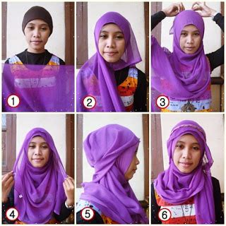 tutorial hijab simple tapi modis fitria lukita s blog artikel 2 quot hijab simple dan modis