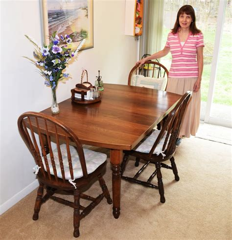 antique dining room table redesign airplanes and rockets