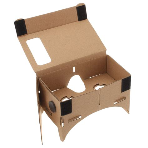 Cardboard Vr diy cardboard reality vr mobile phone 3d glasses with nfc tag f8j ebay