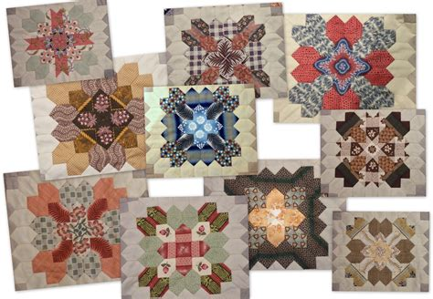 Patchwork Of The Crosses - every stitch patchwork of the crosses