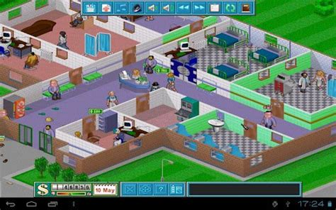 theme park hospital il ritorno di theme hospital su android news