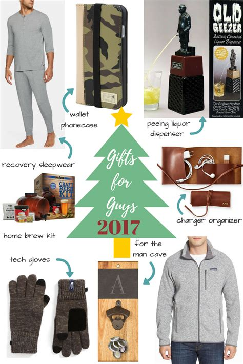 gifts for guys under 50 christmas 2017