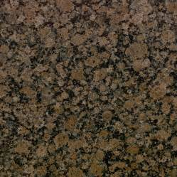 shop bedrosians 18 in x 18 in brown granite floor tile at