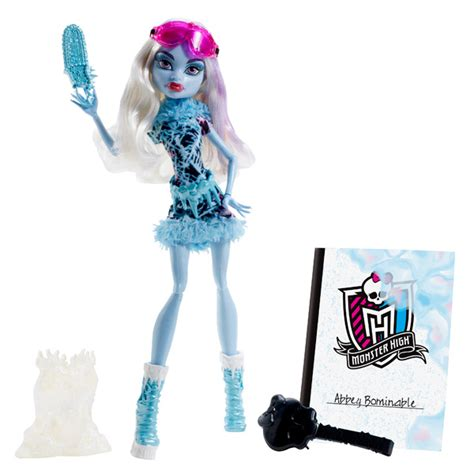 imagenes de monster high rockeras monster high poup 233 e art class abbey bominable mattel