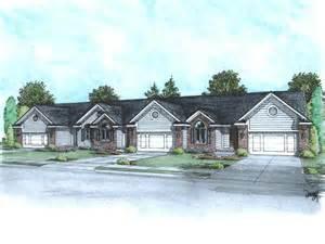 Triplex House Plans Plan 031m 0012 Find Unique House Plans Home Plans And