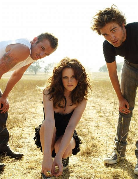 Vanity Fair Shoot Robert Pattinson And Kristen Stewart Vanity Fair Photoshoot Twilight Series Photo 8916602