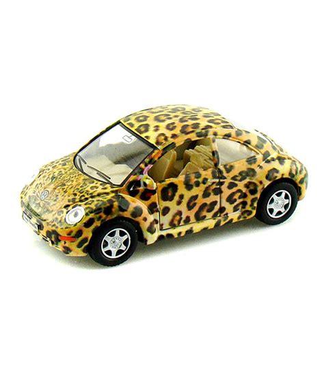 Kinsmart Volkswagen New Beetle Hitam kinsmart volkswagen new beetle leopard scale 1 32 buy kinsmart volkswagen new beetle leopard