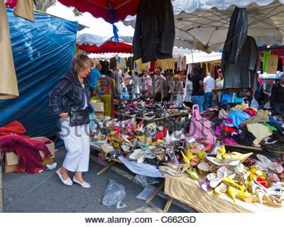 markets of paris second 1936941007 second hand clothes and shoes for sale portobello road market stock photo royalty free image