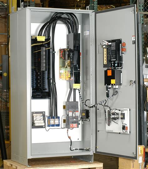 Electrical Cabinet by Fireproof Electric Enclosures