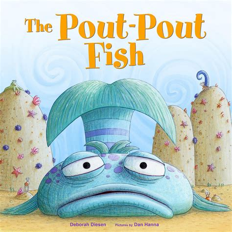 the pout pout fish pout pout take a look it s in a book 75 the pout pout fish by deborah diesen