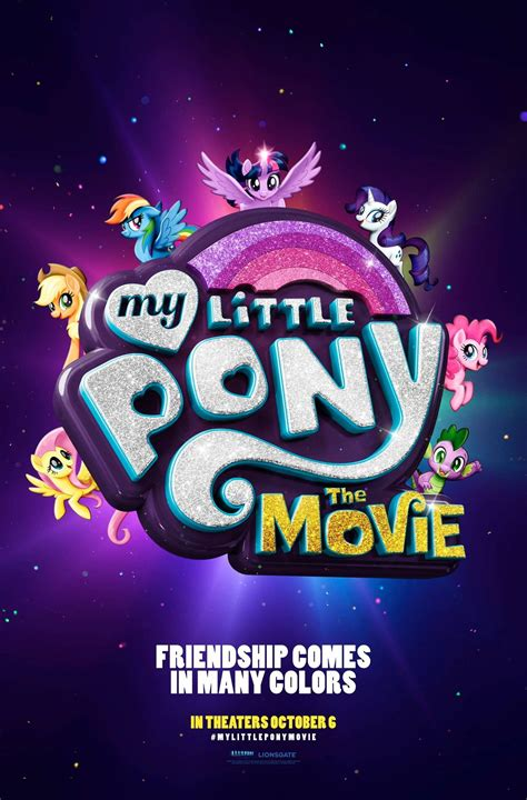 film mlp ita my little pony teaser trailer