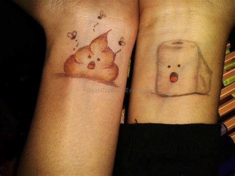 unique best friend tattoos collection of 25 matching friendship