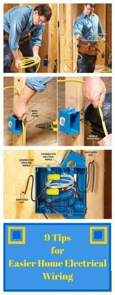best 25 home electrical wiring ideas on