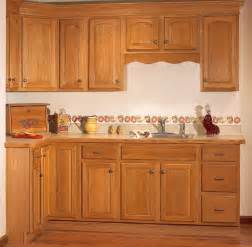 Oak Cabinet Kitchen Gallery For Gt Oak Wood Cabinets