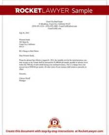 Rent Increase Letter Montreal A Customizable Letter Template From A Landlord To A Tenant Informing The Resident That The Rent