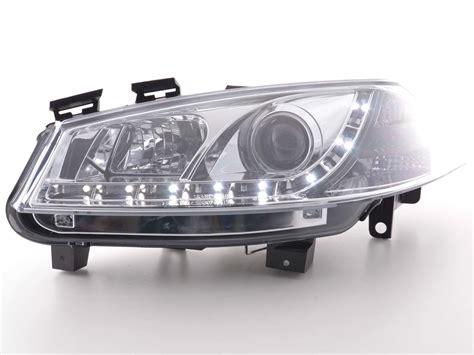 renault megane 2 beleuchtung mittelkonsole tuning shop scheinwerfer daylight renault megane 2 3 5