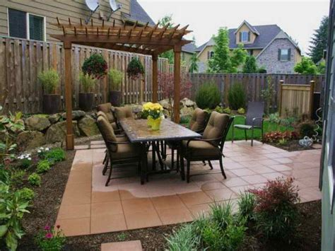 Backyard Patio Design Ideas On A Budget Landscaping Gardening Ideas Landscaping Gardening Backyard Designs On A Budget Backyard Designs Small Backyard Ideas