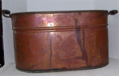 antique copper bathtub for sale antique wash tubs for sale classifieds