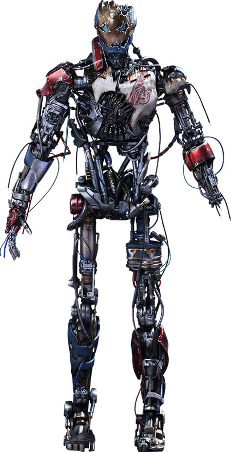 figure ultron marvel ultron i sixth scale figure by toys