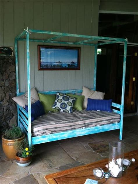Ballard Designs Beds 16 recycled outdoor wood furniture ideas newnist