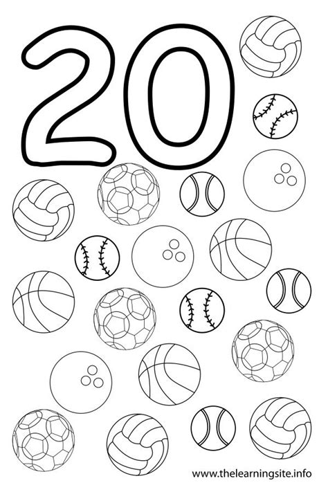 printable coloring pages numbers 1 20 number coloring pages 1 20 coloring home