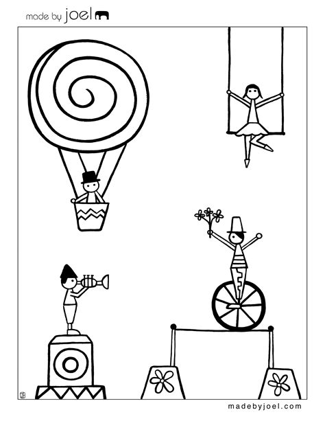 circus coloring pages preschool printable circus colouring sheets the party cupboard edit