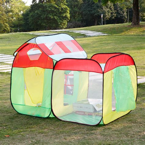 Pop Up Frame Marine excelvan size pop up play tent marine children play house 2x ebay