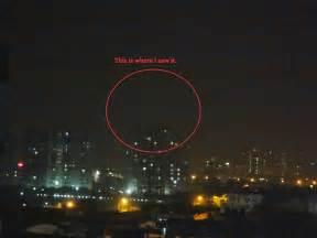 ufo sightings daily orange ufo new delhi on april 28
