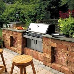 Patio Kitchen Ideas by 12 Diy Inspiring Patio Design Ideas