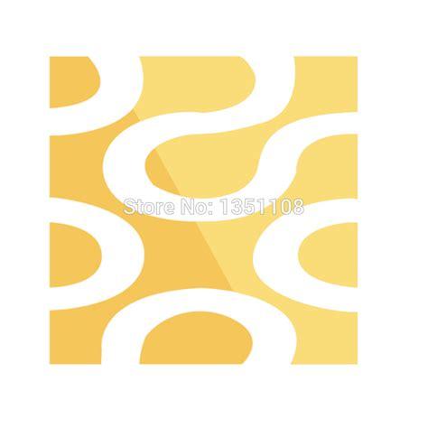 Sale Stiker Bulat 5 Cm 1 Pack Isi 15 cheap home decor stickers 3d diy acrylic mirror wall