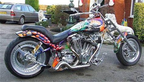Chopper Deluxe Bp Harley Quin September 2012