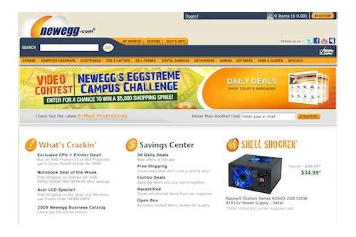 coupon codes for newegg free shipping