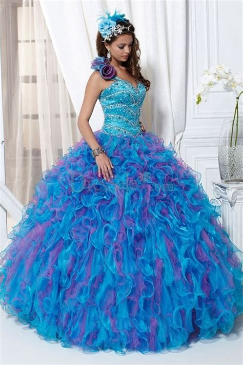 ugly blue color ugly prom dress google search worst prom dresser ever