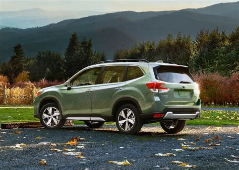 2018 Subaru Forester Changes by 2020 Subaru Forester Suv Changes 2018 Car Review
