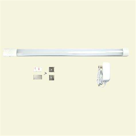 Cyron Led Light Strips Cyron 12 In Led Neutral White Cabinet Light 4000k With Linear Touch On And In
