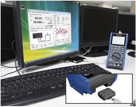 Hioki Dt4282 Digital Multimeter digital multimeter dt4282 hioki