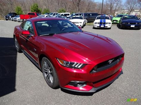 ford ruby metallic paint 2015 ruby metallic ford mustang gt coupe 103623787